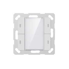 KNX-Push-Button-2-Gang-Switch