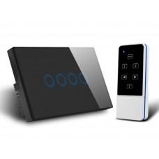 QUBINO™ RF433- Smart Switch-4 Gang