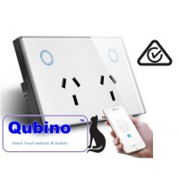 QUBINO  WiFi - Australian 3 Pin Smart Socket