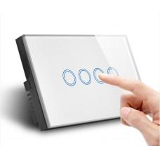 QUBINO™ WiFi- Smart Switch-4 Gang
