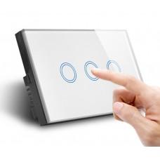 QUBINO™  WiFi- Smart Switch-3 Gang