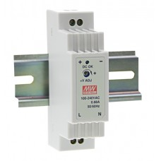 MeanWell DIN Rail DR-15-5VDC Power Supply