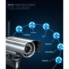 Neo  NIP 06 Outdoor  IP CCTV Camera