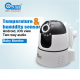 Neo  NIP 22FX-01  IP CCTV Camera with Temperature & Humidity Sensor