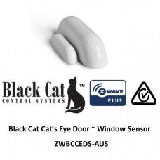 Black Cat Cat's Eye Z-Wave Door/Window Sensor