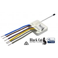 Black Cat ZWBCL1  Z-Wave Single Relay  in Wall Controller