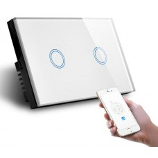 TEM OLE WiFi- Smart Switch-2 Gang