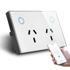 TEM OLE WiFi - Australian 3 Pin Double Smart Socket