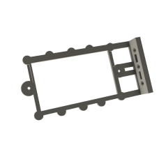 TAS  Wall Bracket for TEM NM40 Frame