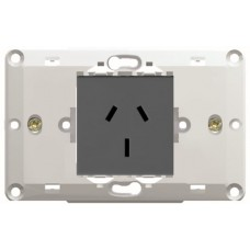TAS Single Socket Assembly-Matt Black