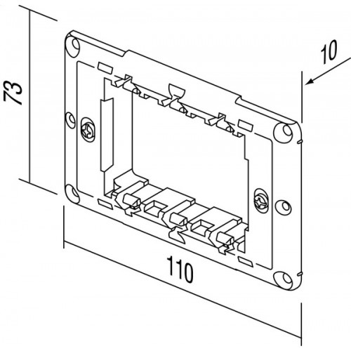 tem nm30 mounting frame