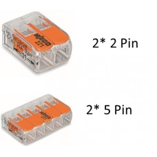 WAGO Quick Connector Set for ZWBCL2 & ZWBC Blind