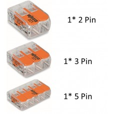 WAGO Quick Connector Set for ZWBC Lite 1