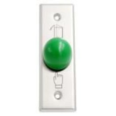 SAAS Metal Green Exit Button