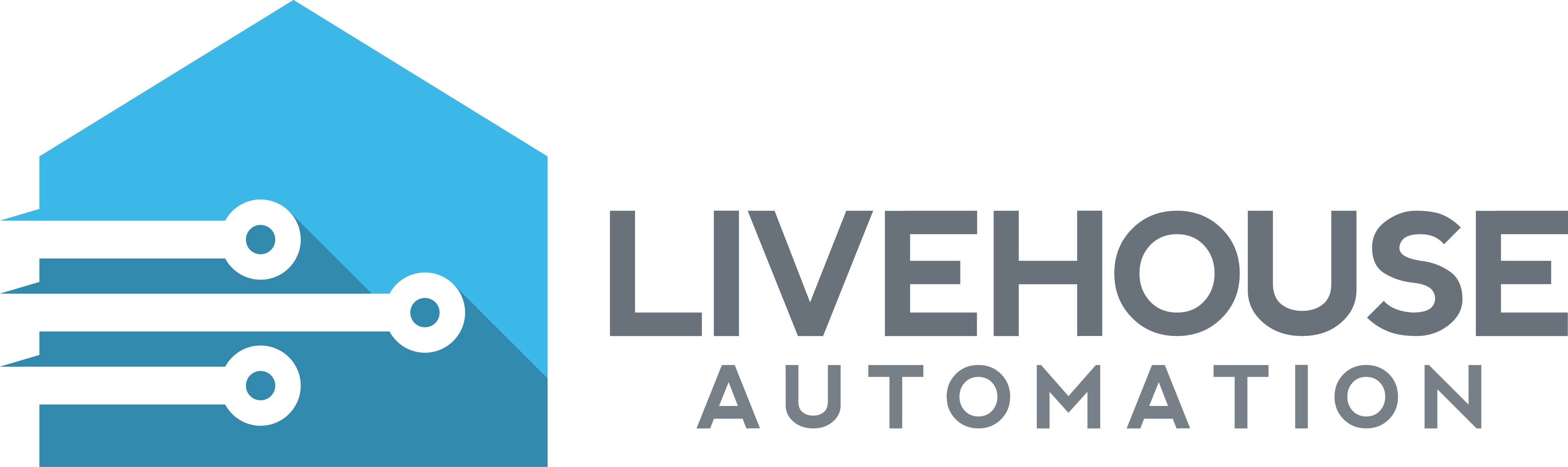 LiveHouse Automation provides a range of products for the DIY enthusiast, self installation kits or fully designed Home Automation solutions.
